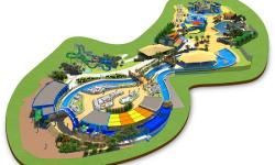 Mappa attrazioni LEGOLAND Water Park Gardaland