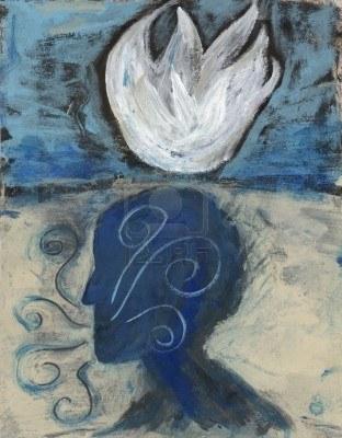 4074939-la-pintura-abstracta-de-la-respiracion-o-pranayama-de-trabajo-con-la-iluminacion-de-loto-blanco