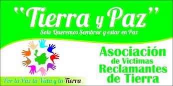 Logo Tierra y Paz