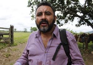 El abogado Hipólito Sánchez es gerente de la asociación colombiana de propietarios que rechaza la restitución