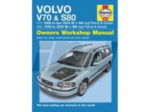 Volvo Haynes Shop Manual  UK Edition 111183 9L4263