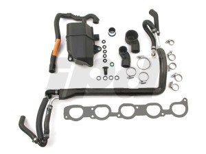 PCV Breather System Kit 20032004 C70 S60 V70 XC70 XC90