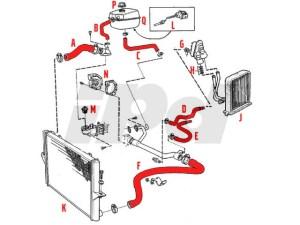 Chevy Heater Hose Diagram | newhairstylesformen2014