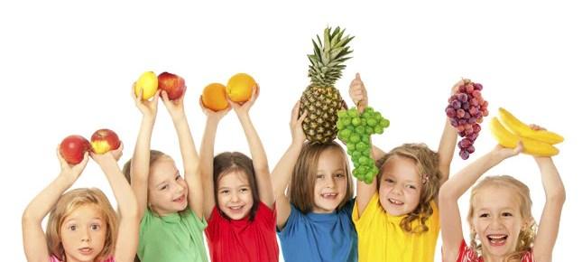 Estate a tutta frutta (e verdura) - IperBimbo