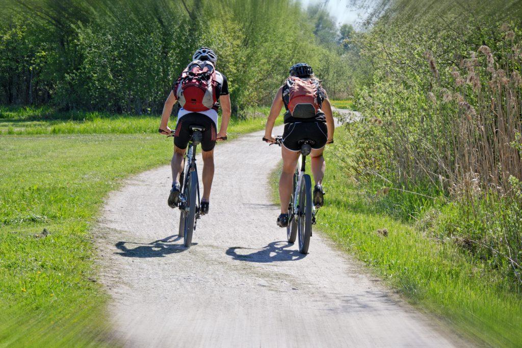 Camino de Santiago bici
