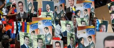 Bildergebnis für eine Katastrophe reicht Der Westen muss endlich aufhören, Venezuela in ein zweites Syrien zu verwandeln.