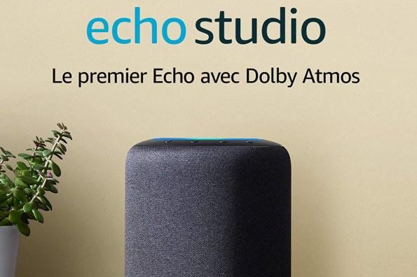 Haut-parleur Amazon Echo Studio