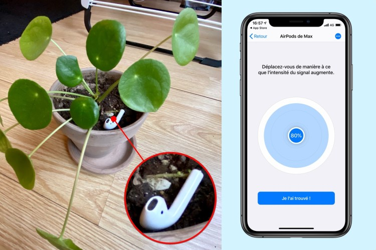[GUIDE] :  How to find your lost AirPods?  Part three