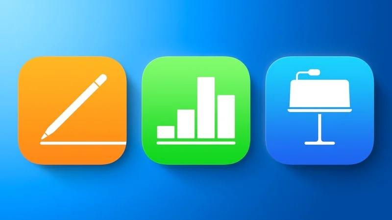 macOS Monterey iWork beta 4