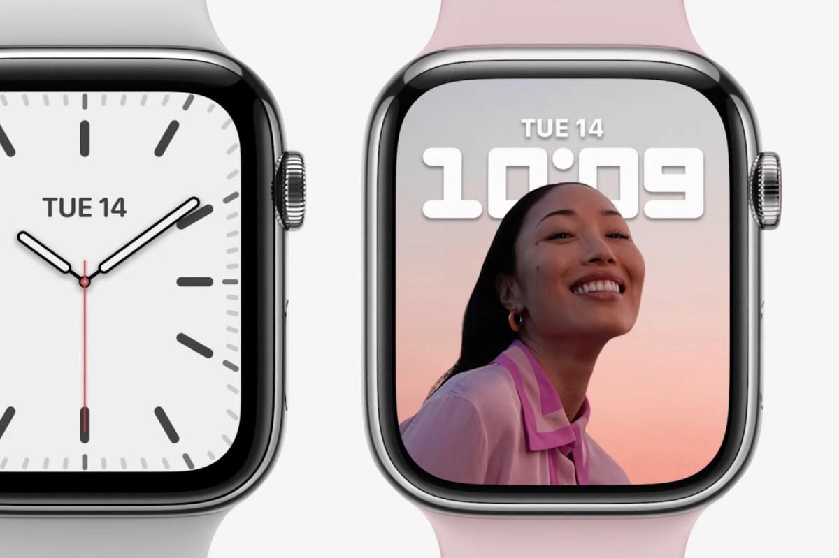 Apple Watch Series 7 comparison