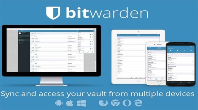 Bitwarden Password Manager Android App