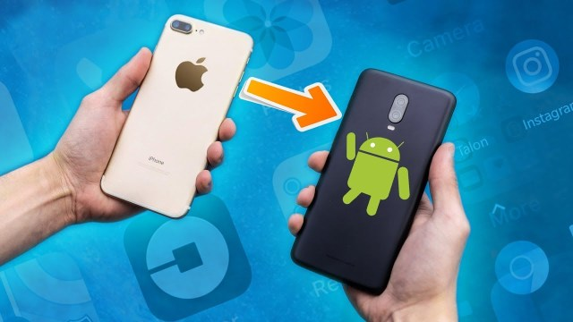 Move to Android From iPhone