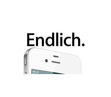 iPhone 4 Weiss ab Fr. 769.-