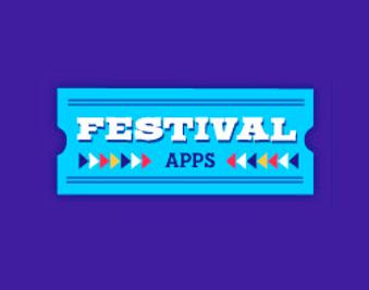 Festival Apps im AppStore