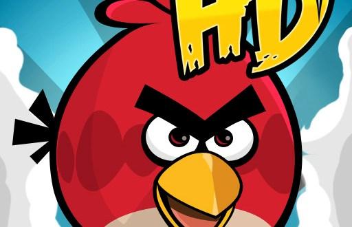 Angry Birds gehen in den Untergrund