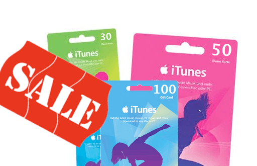 100er-iTunes-Karte bei Saturn nur Fr. 75.-