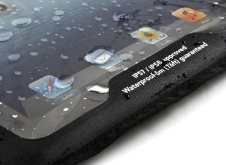 Wasserdichte iPad Hülle für die kommenden Sommertage