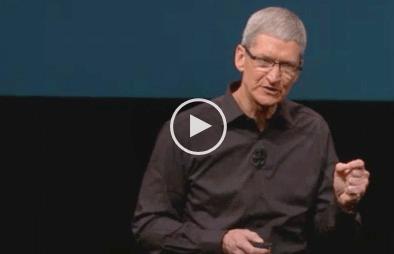 Gestriger Apple Special Event als Stream und Podcast