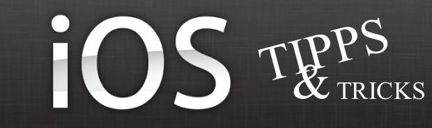 iOS Tipp: Sonderzeichen via Web-App einfügen