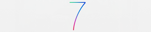 Apple zeigt neue iOS 7 Icons auf der Homepage