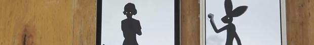 Knock Knock: Musikclip auf Apple Geräten