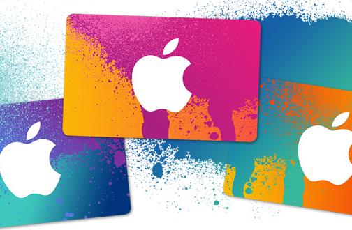 iTunes Karten im Postshop 10% günstiger