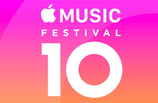 Apple Music Festival vom 18-30 September im Roundhouse, London