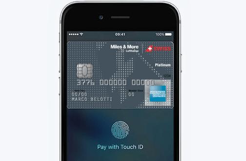 Apple Pay Siegt gegen Twint: Swisscard lässt Apple Pay zu