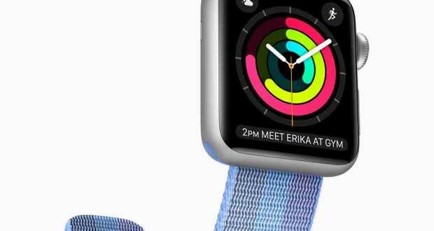 Apple Watch mit LTE-chip?