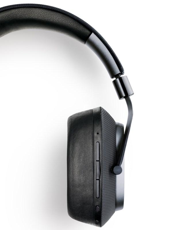 Bowers & Wilkins Kopfhörer PX Schalter im Detail