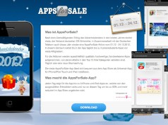 Adventskalender App 2012