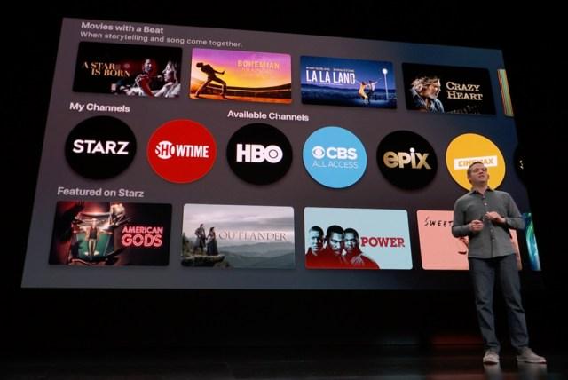 Apple TV Filme TV Serien