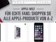 Apple Welt bei eBay