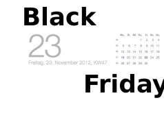 Black Friday Apple