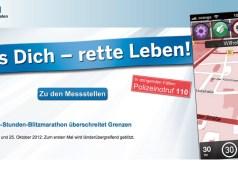 Skobbler Blitzermarathon NRW