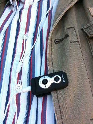 Bluemax Bluetooth Clip