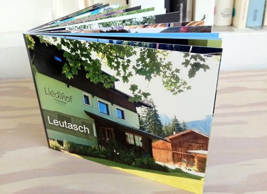 Das Clixxie Fotobuch mit 30 Bildern wird digital gedruckt (c) dk