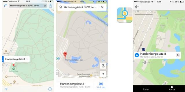 Navi App Scout GPS Navigation