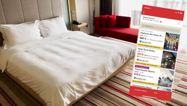 Hotels.com vereinfacht mit Siri Shortcuts die Buchungen
