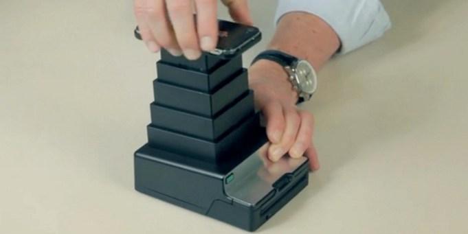 Polaroid Drucker iPhone