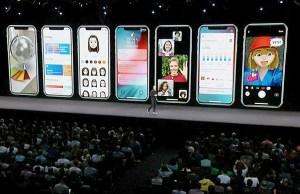 iOS 12 auf der WWDC 2018