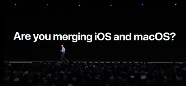 iOS 12 Apple WWDC