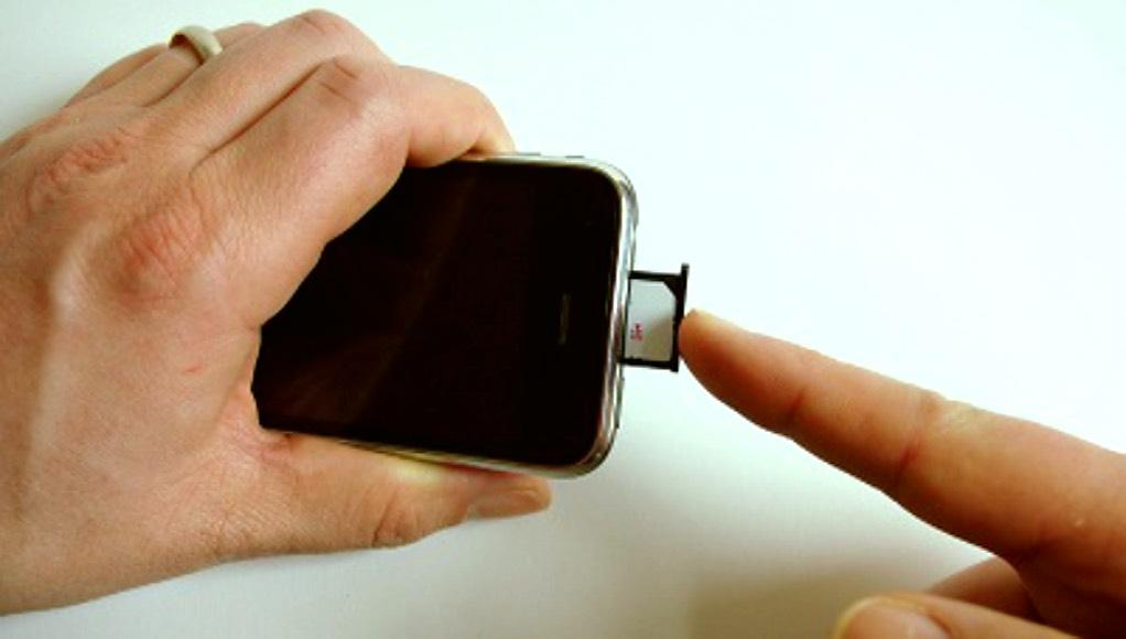 Iphone Sim Karte