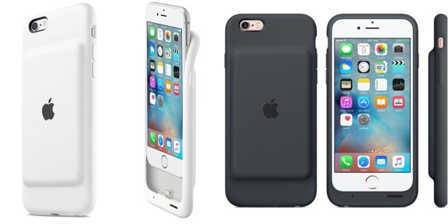 Batterie Hülle von Apple für 119 Euro