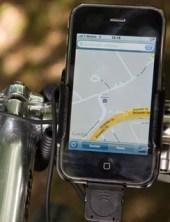 Mit dem Dynamo-Ladegerät könnt Ihr auf dem Fahrrad das iPhone aufladen