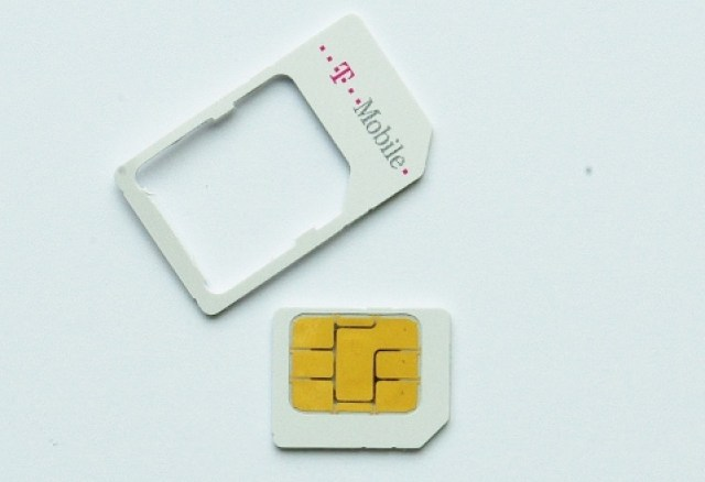 SIM KARTE IPHONE X