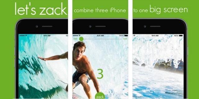 Zack App Video iPhone