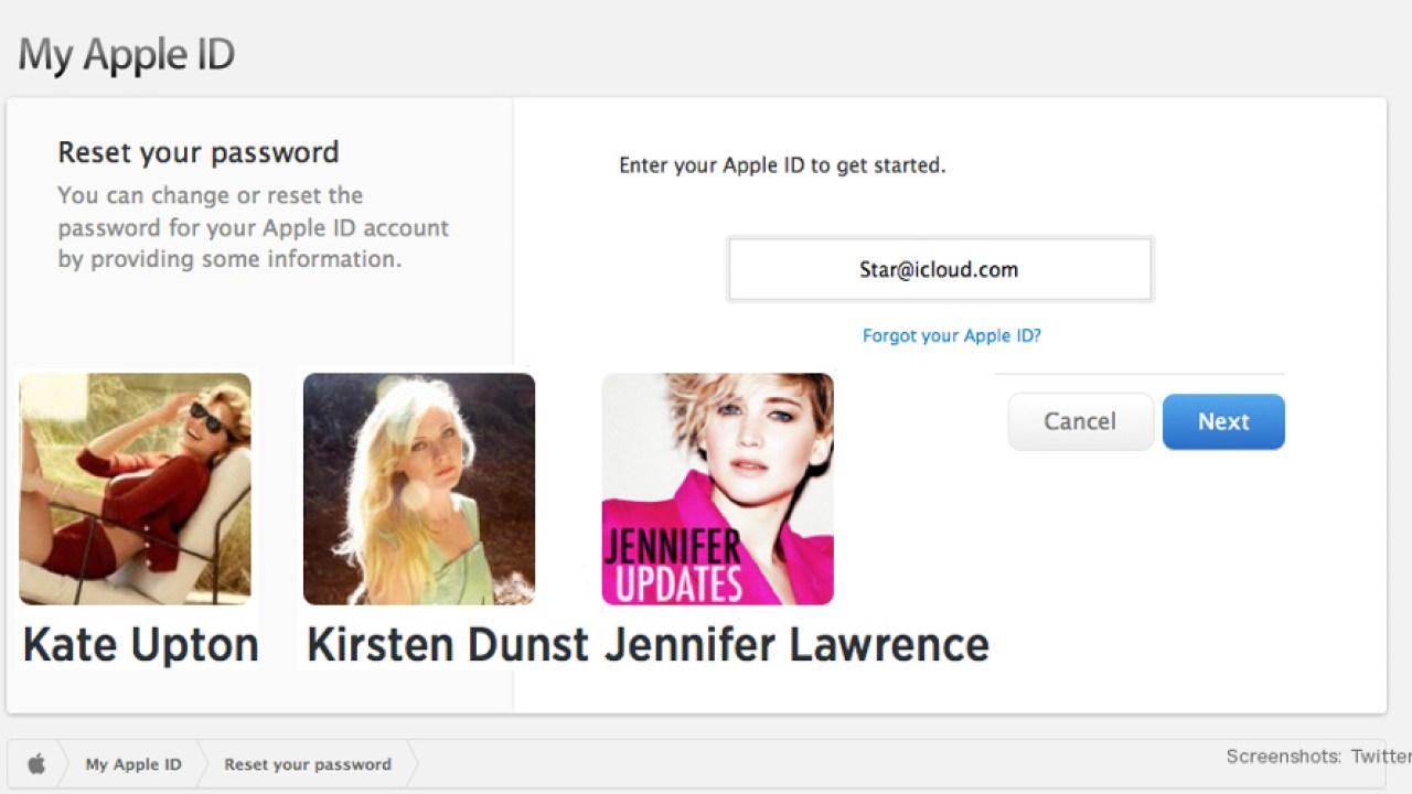 Nackt icloud jennifer lawrence Jennifer Lawrence