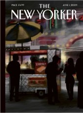 Die Titelgestaltung der New Yorker Ausgabe entstand auf dem iPhone