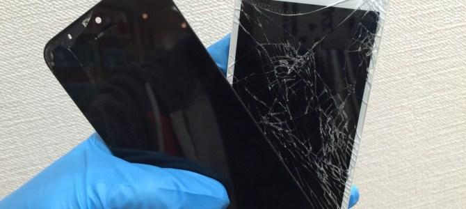 アイフォン修理報告【iPhone6フロントパネル】
